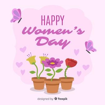 Счастливый женский день