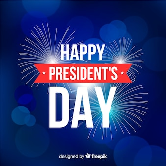 ハッピー大統領の日