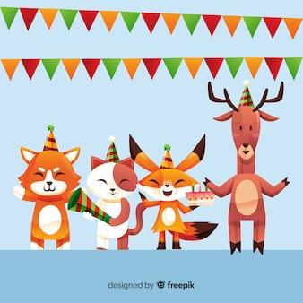 誕生日の動物