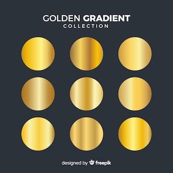 Золотая коллекция градиентов