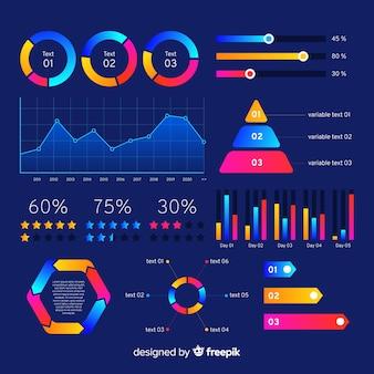 Коллекция инфографики