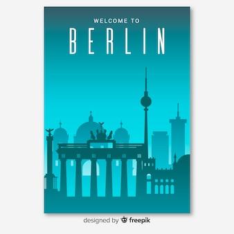 ベルリンのチラシ