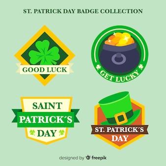 聖パトリックの日バッジコレクション