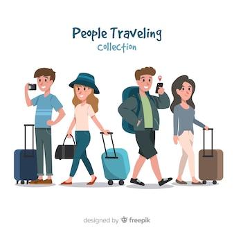 人旅行コレクション