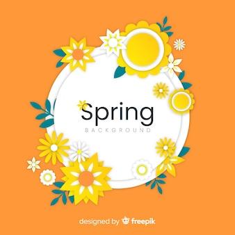 Весенний фон