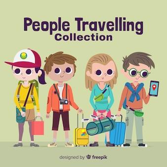 かわいい人旅行コレクション