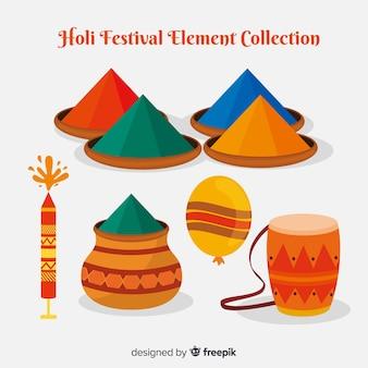 ホーリー祭要素集