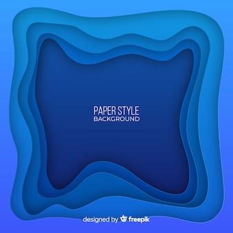 抽象的な波状の背景