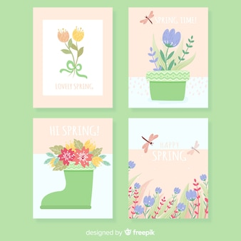 春花カードコレクション