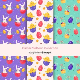 イースターの日パターンコレクション