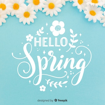 こんにちは春