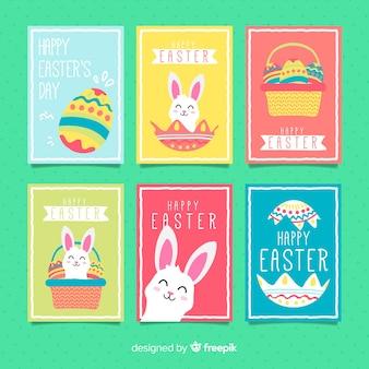 Коллекция пасхальных открыток