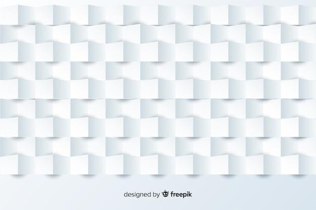 リアルな紙の効果の背景
