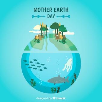 母なる地球の日