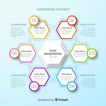 Шаг инфографики