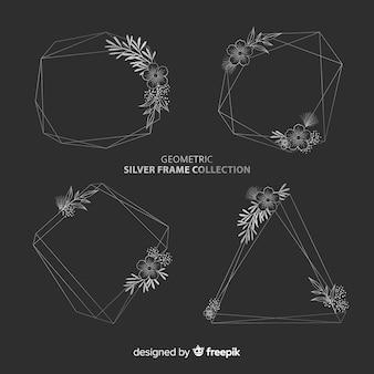 幾何学的なフレームコレクション