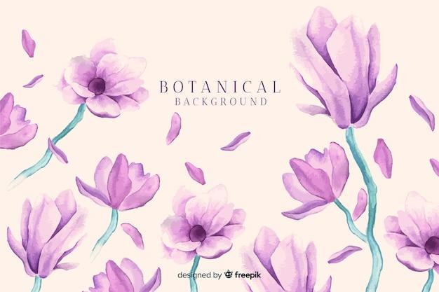 Ботанический фон