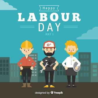 労働者の日の背景