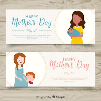 Баннер ко дню матери