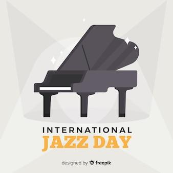 フラット国際ジャズデーの背景
