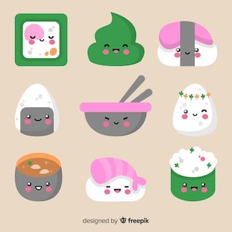 かわいい寿司個パック
