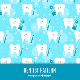 Зубной рисунок