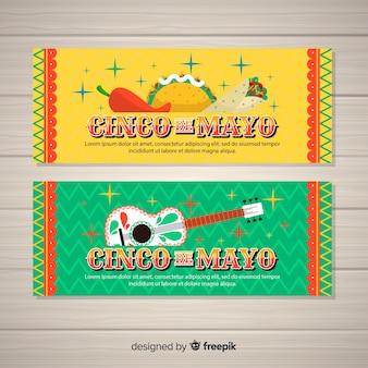 Синко де майо баннер