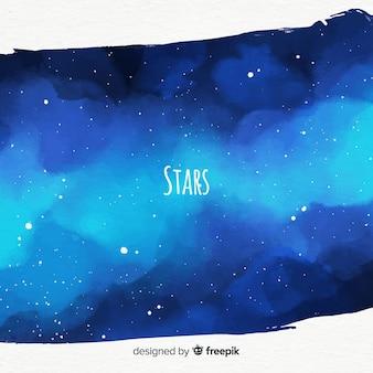 Звездная ночь фон
