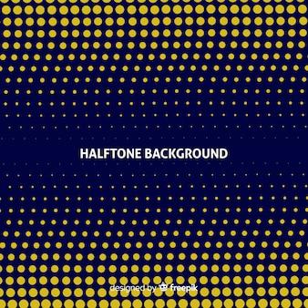 ハーフトーンの背景