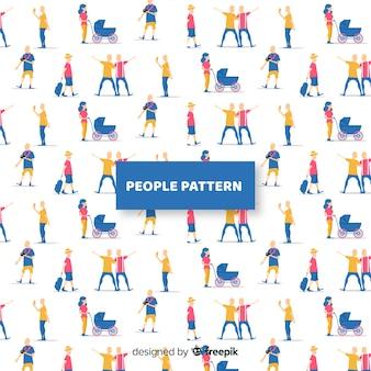 人のパターン