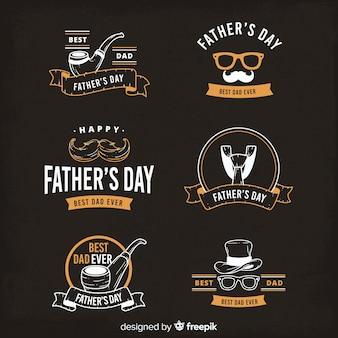 父の日ラベル集