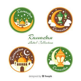 Рамадан коллекция этикеток