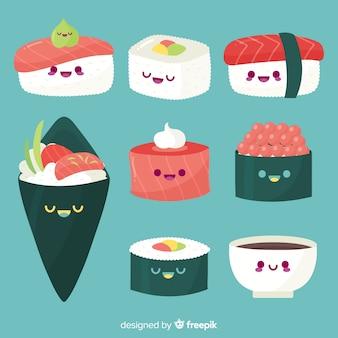 Каваи суши коллекцион