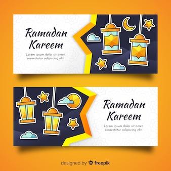 Рамадан баннеры