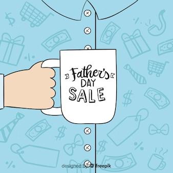 父の日セールの背景