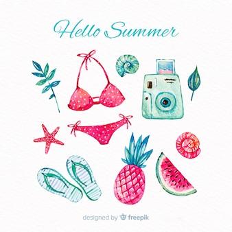 夏要素コレクション