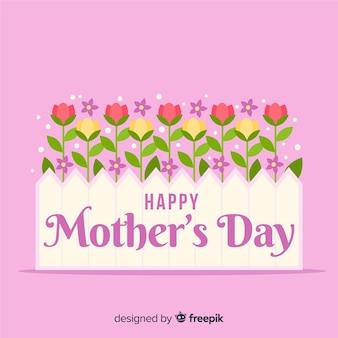 Плоский день матери