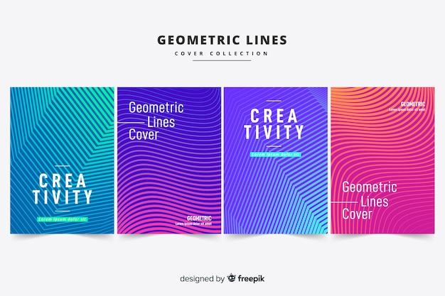 Брошюра о геометрических линиях