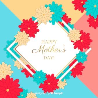 母の日おめでとう