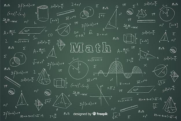 Реалистичная математическая доска