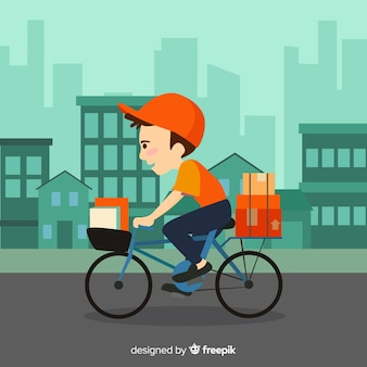 Доставка велосипедов