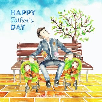 С днем отца