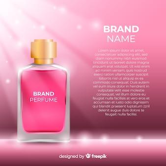 高級香水広告