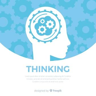 Концепция плоского мышления