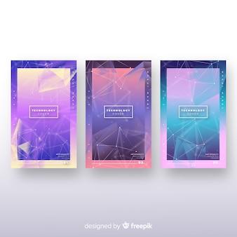 Коллекция брошюр красочных технологий