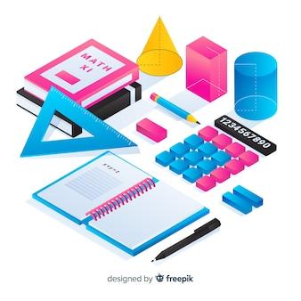 等尺性数学の概念の背景