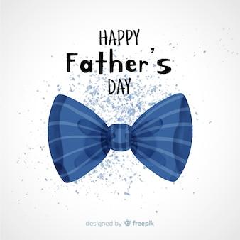 水彩の父の日の背景