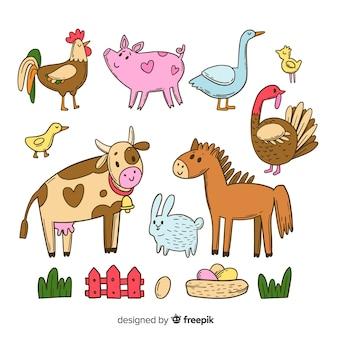 家畜コレクション