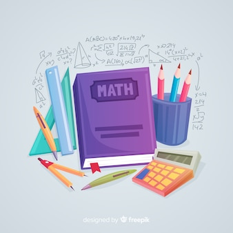 漫画の数学要素の背景