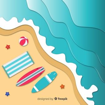 Пляжный фон